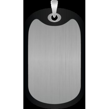 Прямоугольный адресник
