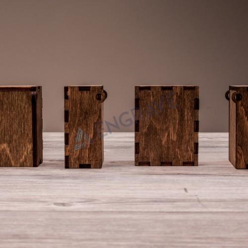 Коробочка деревянная
